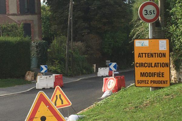 Sécurité Rue de la Roche (2)